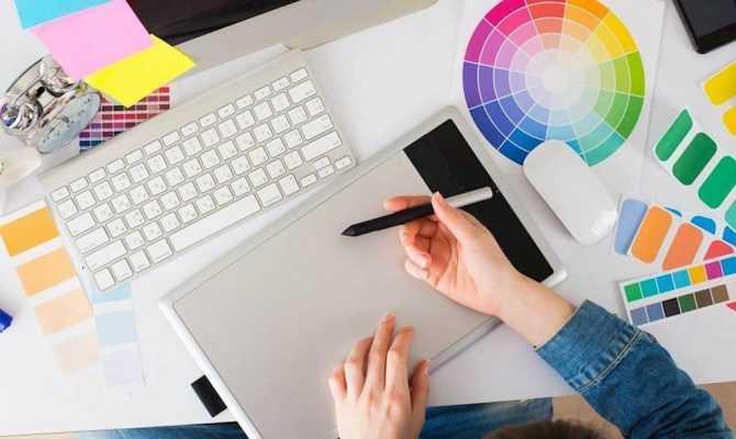 Thiết kế Đồ họa là ngành học kết hợp giữa ý tưởng sáng tạo và công cụ đồ họa
