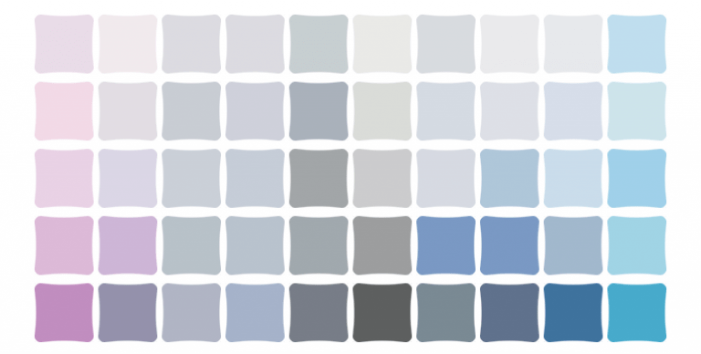 Bảng màu trung tính