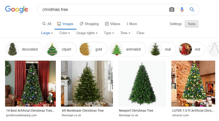 Cách tìm kiếm hình ảnh trên google