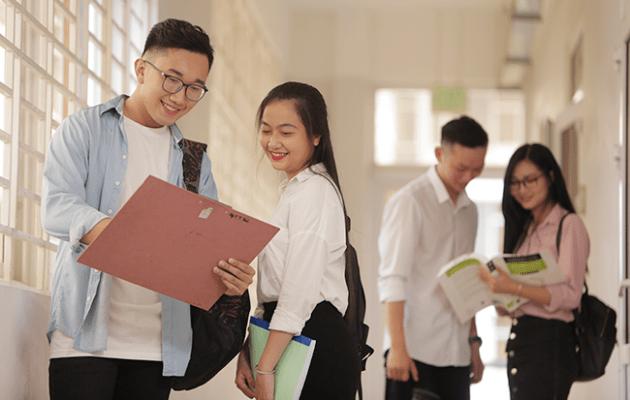 Đại học Duy Tân đang thu hút rất nhiều sinh viên theo học ngành Thiết kế đồ họa