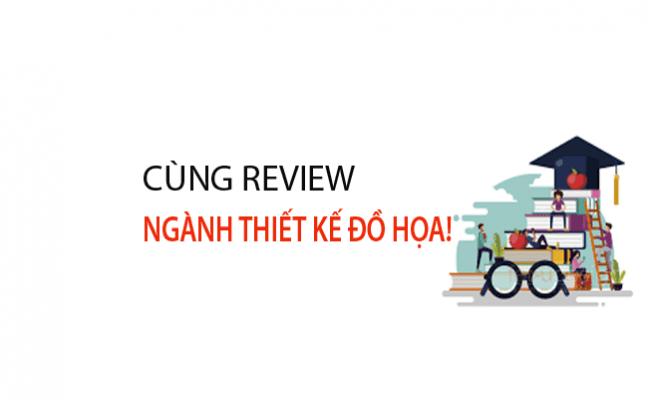 Review ngành Thiết kế Đồ họa tại ĐH Duy Tân