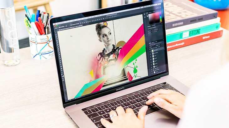 Thiết kế đồ họa là một công việc đặc thù, cần sử dụng các phần mềm máy tính làm công cụ